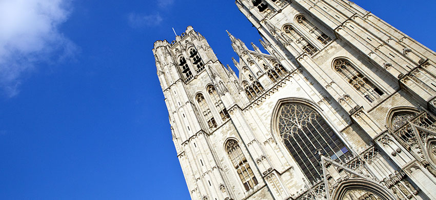 Cattedrale Bruxelles